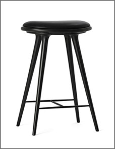 STOOL HIGH | Wood 69 cm