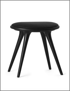 STOOL LOW | Wood 47 cm