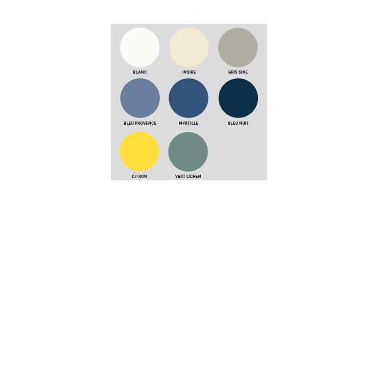 CHAISE A56 | Indoor matt, diverse Farben