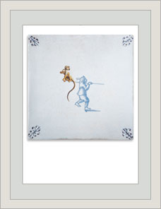 TILE | Cheeky Monkey