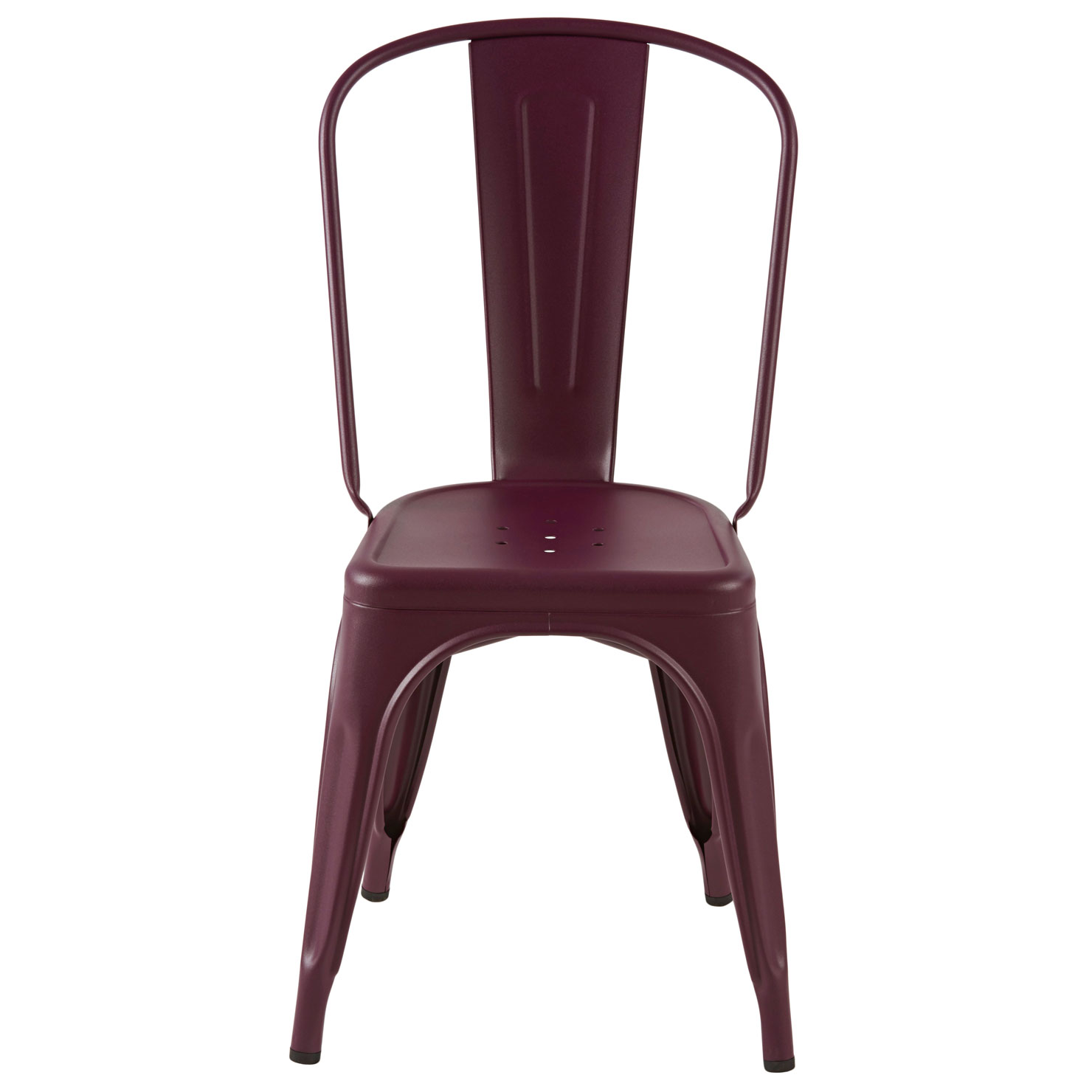 CHAISE A | Outdoor matt, aubergine