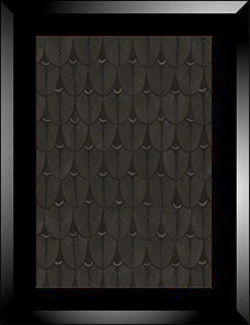ADMORE | Narina Wallpaper, black