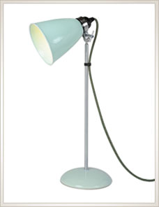 HECTOR DOME | Table Light, green