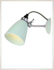 HECTOR DOME   Wall Light, green 001