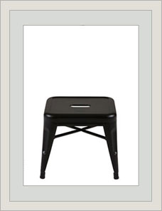 TABOURET H 30 | Indoor matt, diverse Farben