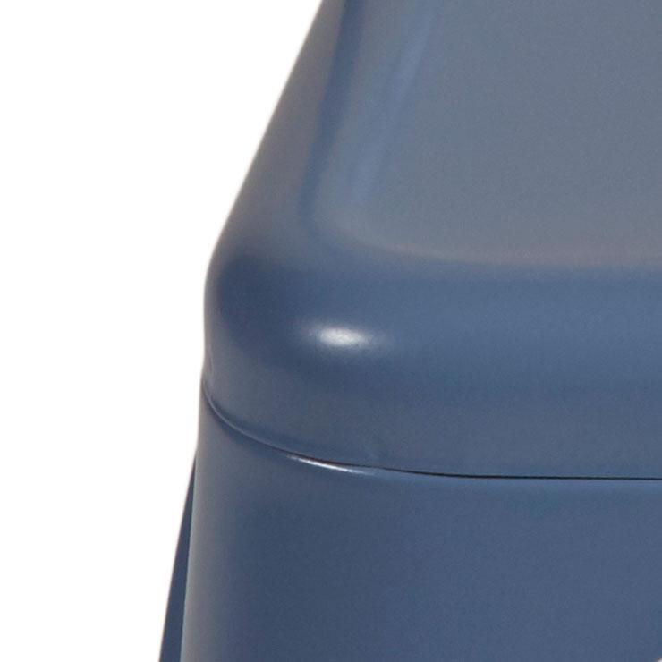 TABOURET H 45 | Indoor matt, diverse Farben