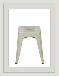 TABOURET H 50 | Indoor matt, diverse Farben