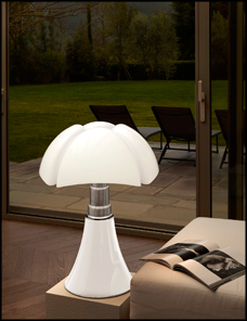 PIPISTRELLO | Large Table Light, Martinelli Luce