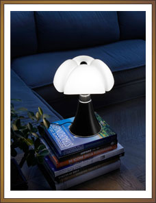 PIPISTRELLO | Medium Table Light, Martinelli Luce