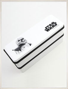 LUNCH BOX | Star Wars, Stormtrooper Bento