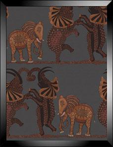 ARDMORE | Safari Dance Tapete, brown