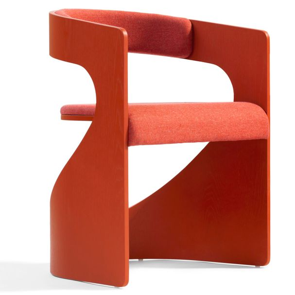 BLA STATION | Lucky Chair - orange – Bild $_i