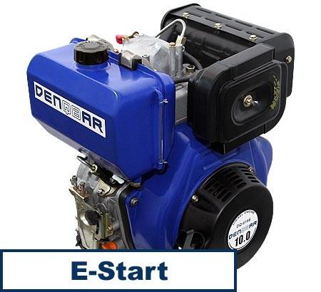 motor diesel universal 7,4 kW (10 CV) Q-Type con E-Start