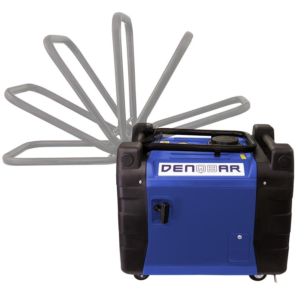 e start 3 6 kw digitaler inverter stromerzeuger generator benzinbetrieben inverter generatoren. Black Bedroom Furniture Sets. Home Design Ideas