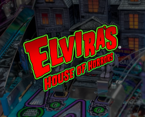 Elvira House of Horror's Premium