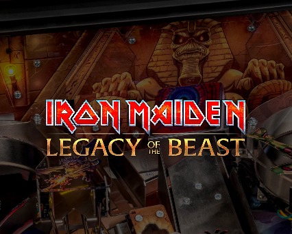 Iron Maiden Legacy Of The Beast Pro
