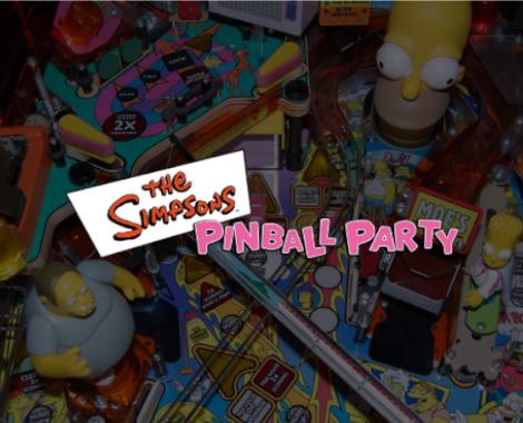 The Simpson Pinball Party