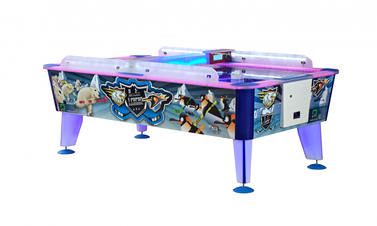 "Airhockey Outdoor ""Arctic"" 6ft."