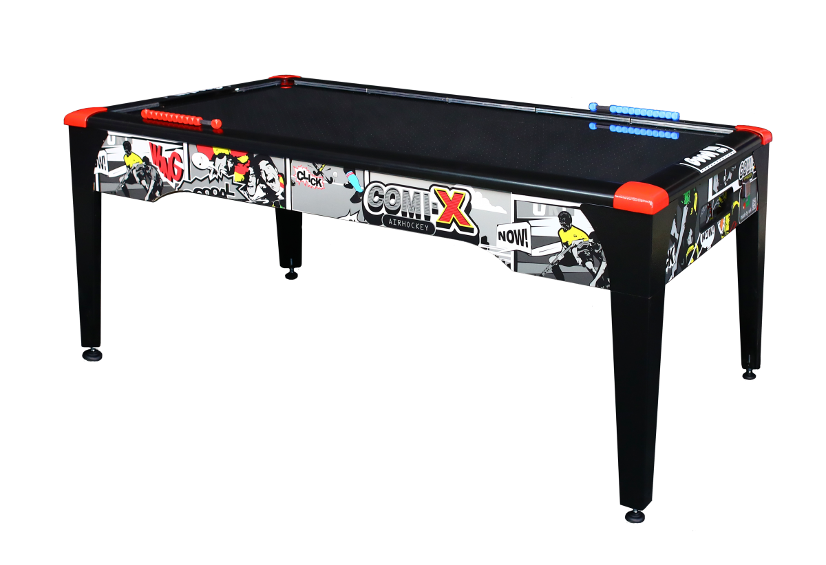 "Airhockey Home ""Comi-x"" 6ft."