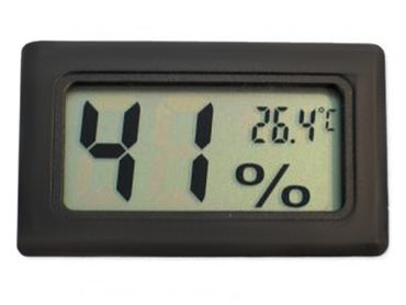 Hygrometer Thermometer With Probe