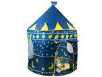 Namiot Dla Dzieci Zamek Niebieski 001
