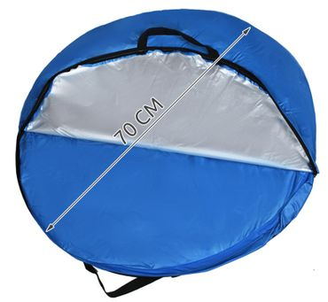 Pop Up Beach Tent  for 1-3 Man Automatic Sun Tents Anti UV for Beach Garden  Camping Fishing  Picnic  1948