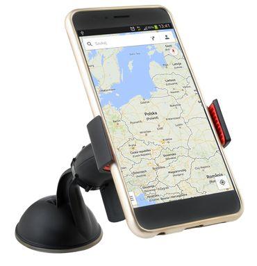 Universal Kfz Handy Telefon Halterung Hadnyhalterung Handyhalter Kfz Auto Halter 381 – Bild 4