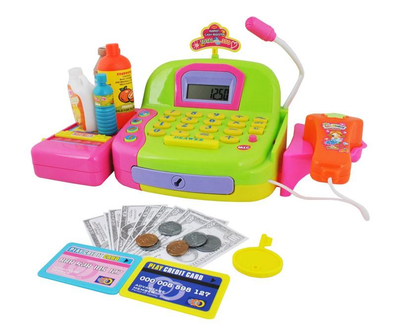 picerie enfants caisse enregistreuse avec caisse scanner. Black Bedroom Furniture Sets. Home Design Ideas