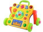 Aktiv Lauflernhilfe Lauflerner Activity Walker Baby Lern Sound Laufhilfe #1492 001
