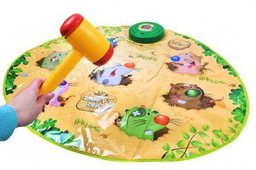 Whack Ein Maulwurf Playmat kindermatte arcade Kinderspiel Fairground #1508