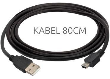 Mini USB 2.0 Kabel Datenkabel Ladekabel für Smartphone Navi Kamera 3038 – Bild 2