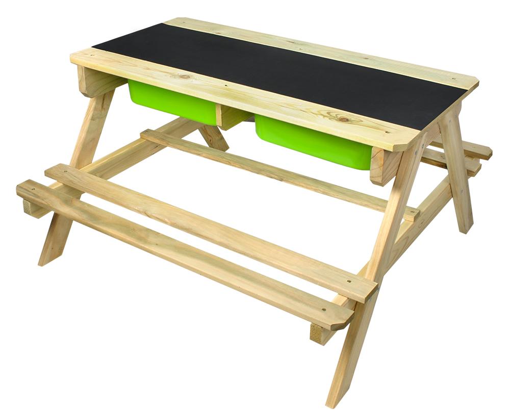 Tavoli Da Gioco Per Bambini : Bambini picknickbank 2 in 1 sedie e tavolo da spielbank gioco #5640