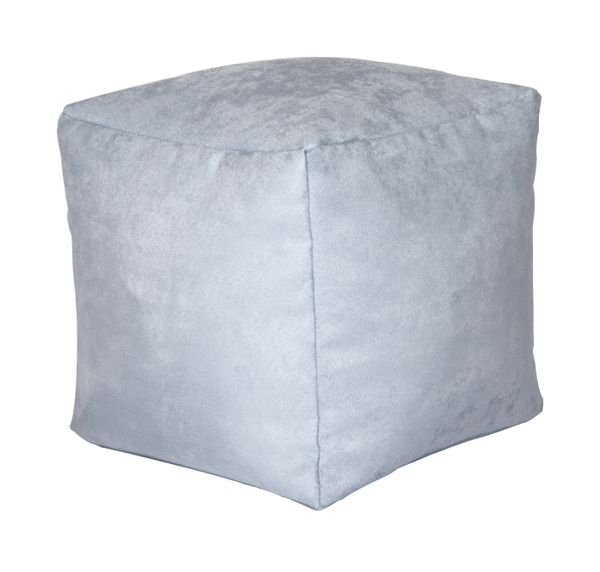 Sitzwürfel Alka light-blue 40/40/40 cm