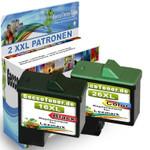 2 Drucker Patronen für Lexmark 16 + 26 XL new 001