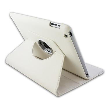 360° Schutzhülle für iPad 2 3 4 Klassisch Standfunktion Tasche Etui Cover Weiß – Bild 1