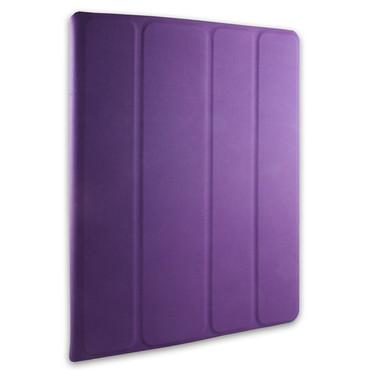 Classic Schutzhülle für iPad 2 3 4 Tasche Etui Case Cover Schale violett    – Bild 2