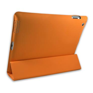 Classic Schutzhülle für iPad 2 3 4 Tasche Etui Case Cover Schale orange     – Bild 1