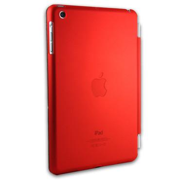Magnetisch Schutzhülle für iPad Mini 1 Mini 2 Mini 3 Tasche Case Cover Etui Rot  – Bild 3