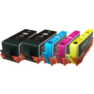 5 Drucker Patronen Kompatibel zu HP 920 XL new – Bild 2