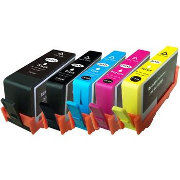 20 Drucker Patronen Kompatibel zu HP 364 XL PH. new – Bild 2