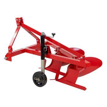 Traktor Zweischar - Beetpflug Ackerpflug Zweischarpflug Drehpflug Pflug DBF2 – Bild 2