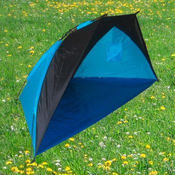 Strandmuschel Windschutz Sonnenschutz – Bild 1