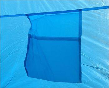 Strandmuschel Windschutz Sonnenschutz – Bild 2