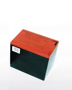 2x Weidezaunbatterie Zink-Kohle Batterie 9 Volt 90 Ah – Bild 2