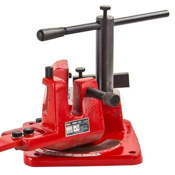 Winkel - Biegegerät Winkelbiegegerät Winkelbieger Winkel Biegemaschine U 100 – Bild 5