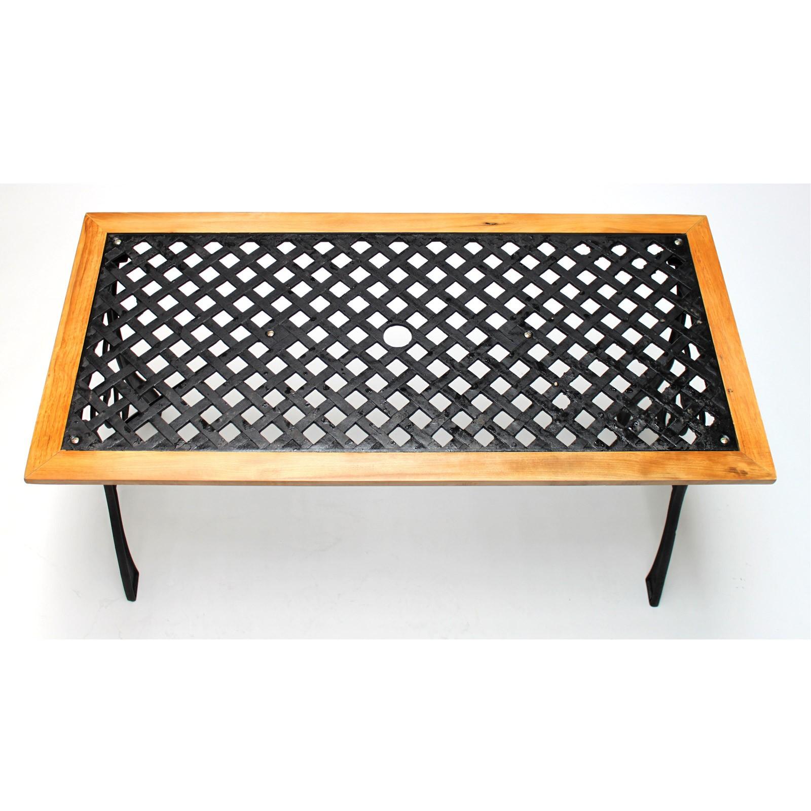 gartenm bel gartentisch esstisch tisch sonja aus holz gu cm neu ebay. Black Bedroom Furniture Sets. Home Design Ideas
