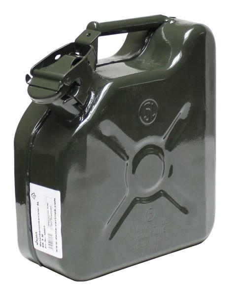 benzinkanister dieselkanister metall 5 liter. Black Bedroom Furniture Sets. Home Design Ideas