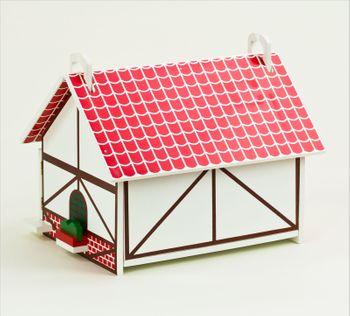 Farm Set Holz Bauernhof inkl. Puppen + Tieren – Bild 6