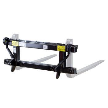 Palettengabelträger Träger für Staplergabel Palettengabel für Frontlader 120 cm – Bild 7