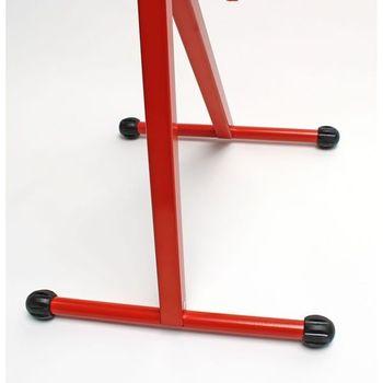 Rollenbock Stützbock Sägenbock verstellbar Bock 60 kg 70-110 cm – Bild 5